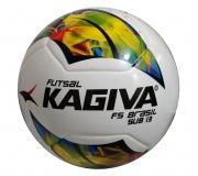 Bola Kagiva Futsal F5 Brasil Pro Sub 13