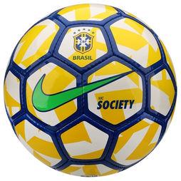 Bola Futebol Nike CBF Society