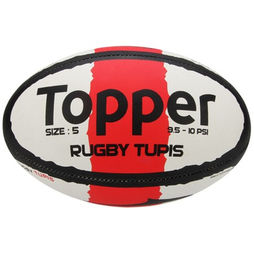 Bola Topper Rugby Trainning Tupis
