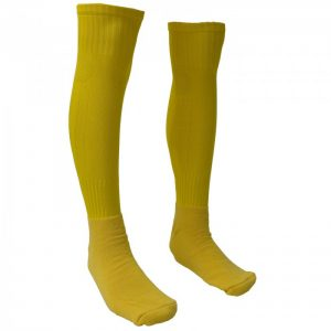 Meião de Futebol Kanxa Profissional Amarelo Adulto