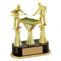 Troféu Vitória snooker cód.500611 28 cm