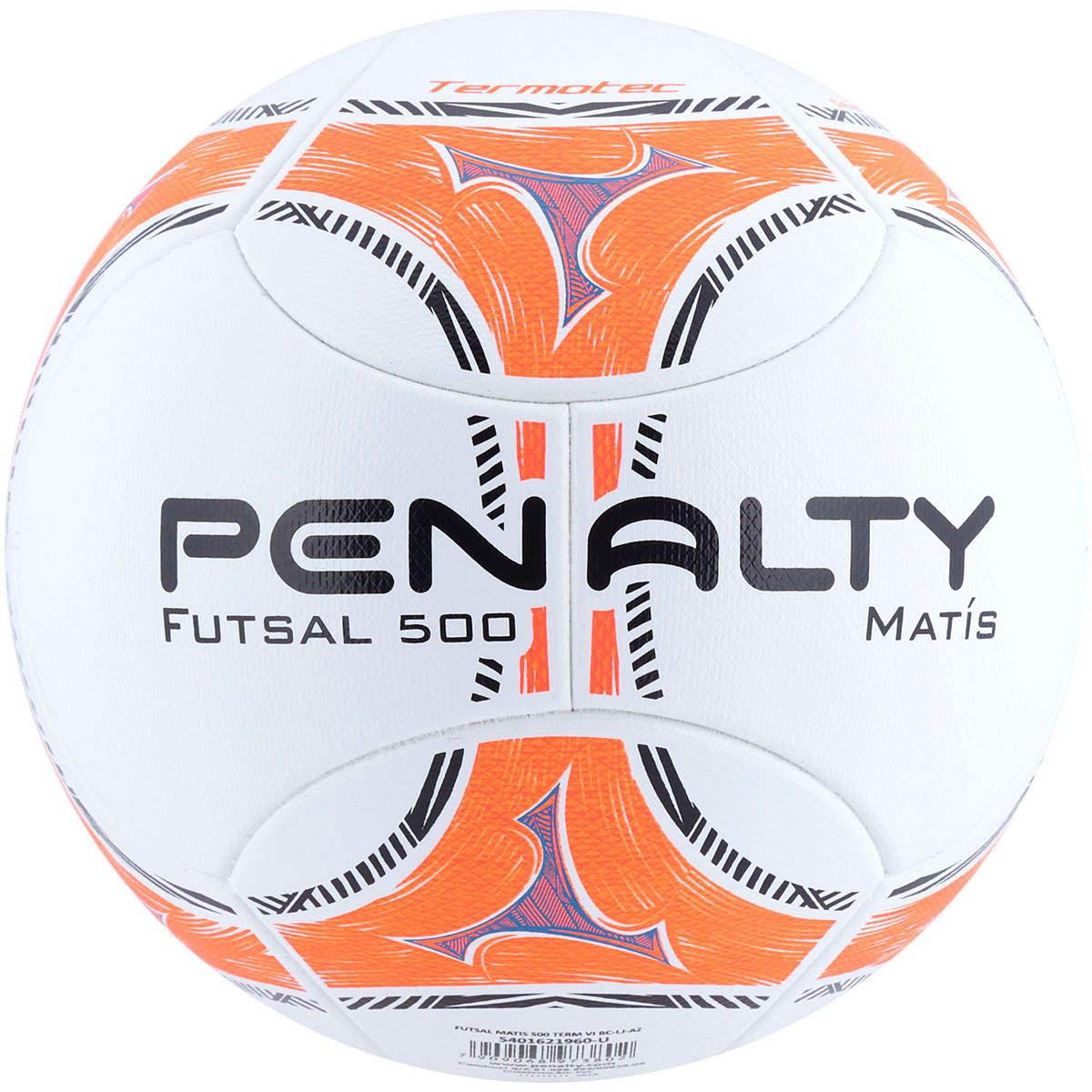 Bola Futsal Penalty Matís 500  TermoTec VI