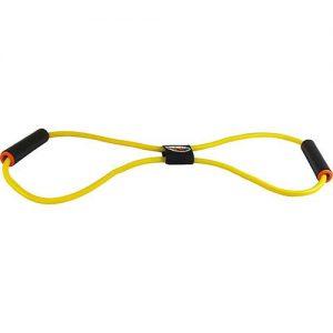 Elastic Top Baixa Intensidade p/ Exercícios Leves: Amarelo – Polimet