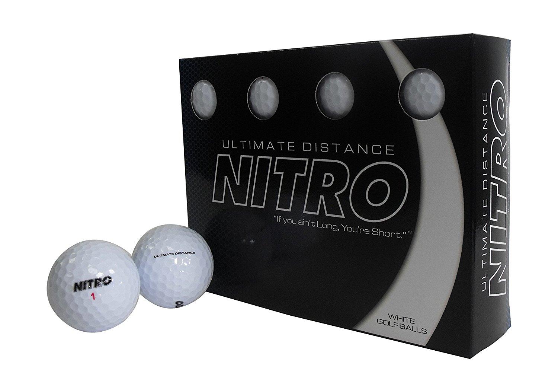 Bola de Golf Ultimate Distance Nitro