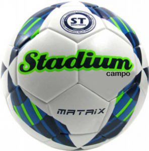 Bola Campo Stadium Matrix.