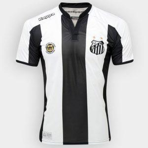 Camisa Kappa Santos II