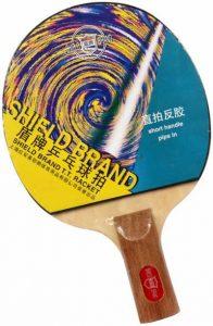 Raquete Tênis de Mesa Shield Brand