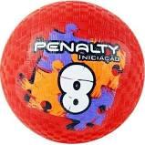 Bola Iniciação De Borracha N° 8 Penalty