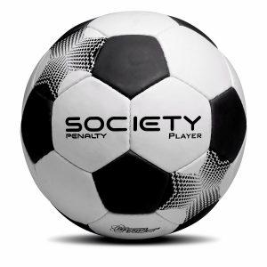 Bola Futebol Society Penalty Player 7 – Branco e Preto