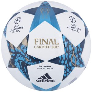 Bola de Futebol de Campo adidas Final da Champions League 2017 Top Training
