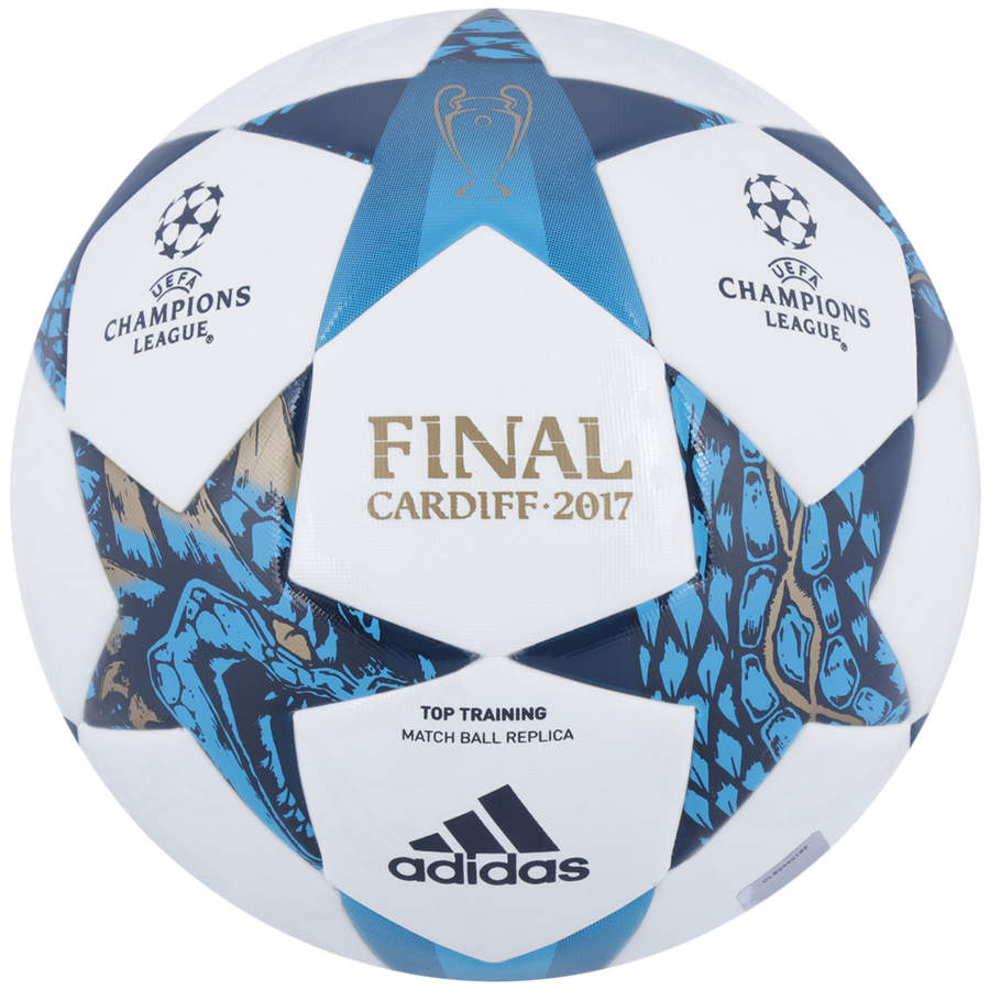 2bfcb3861eca6 Bola de Futebol de Campo adidas Final da Champions League 2017 Top Training