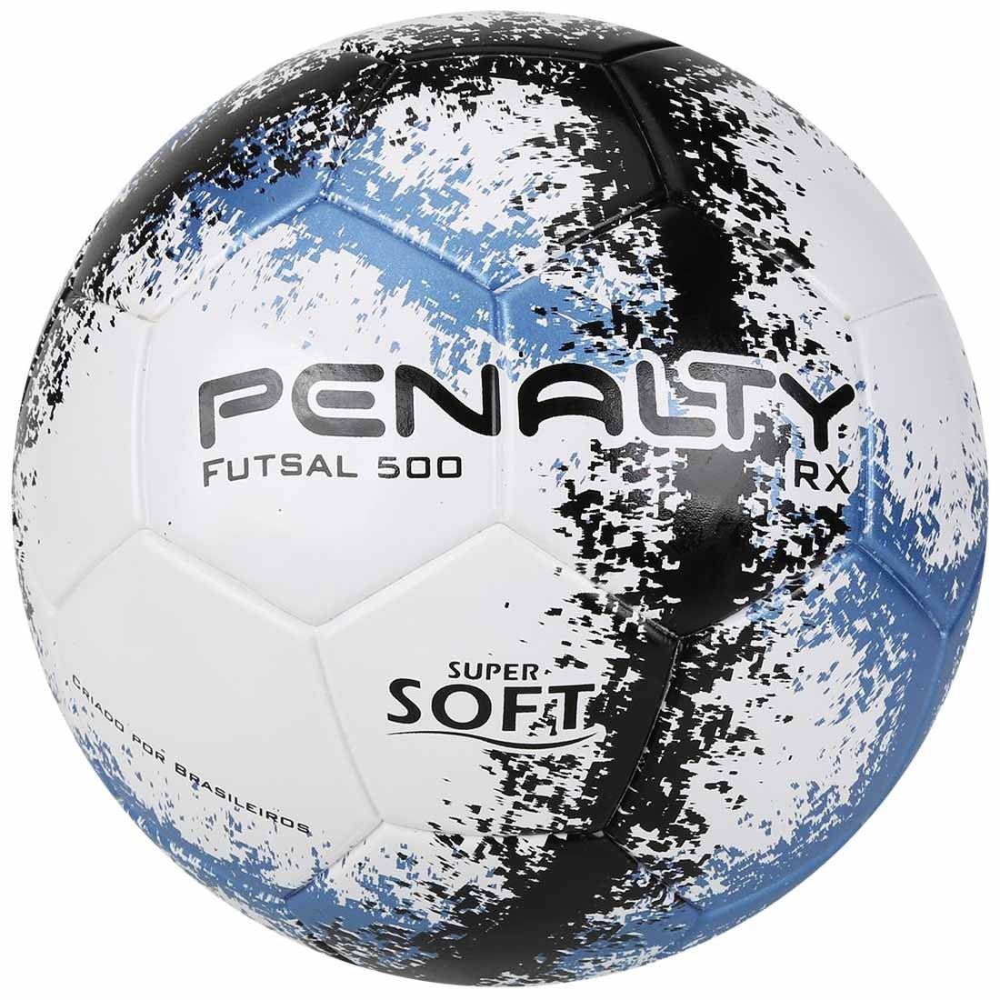 a4aff0be9d Bola Penalty RX 500 R3 Fusion VIII Futsal